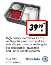 Thermobox Dinnerbox