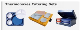 Thermoboxes Catering Sets