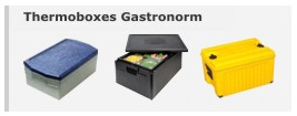 Thermoboxes Gastronorm